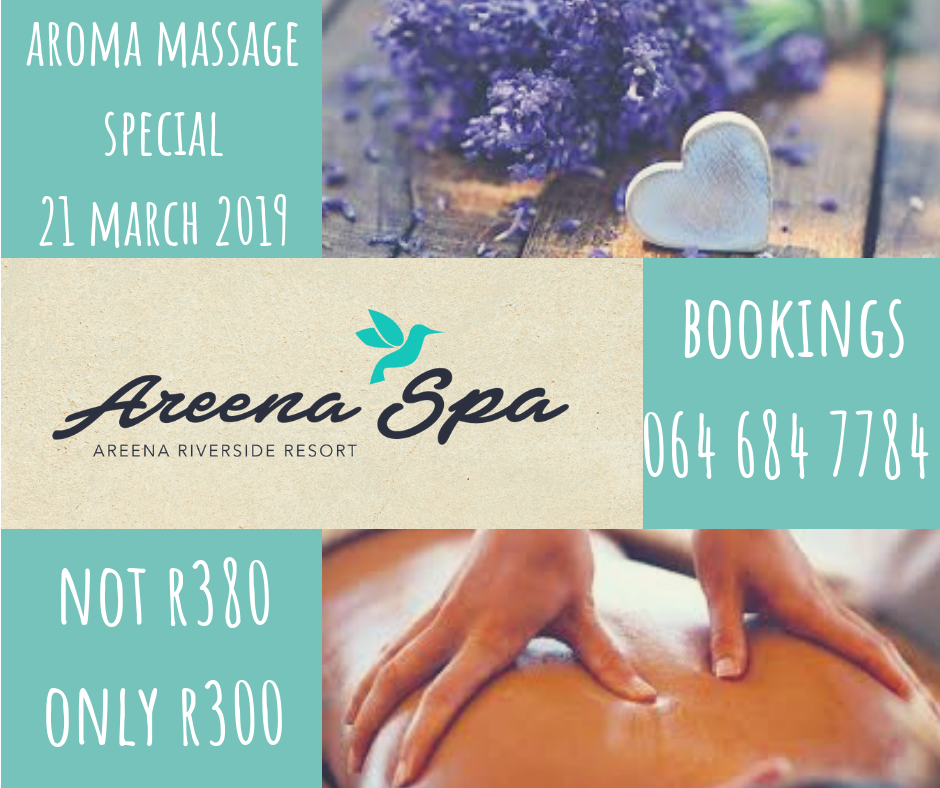 Areena Spa Special 21 March 2019