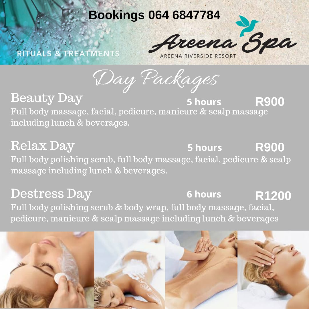 Day packages