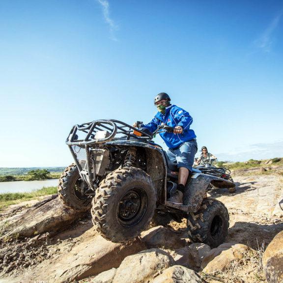 Areena Riverside Resort Experiences Sport Adventure Quad Biking
