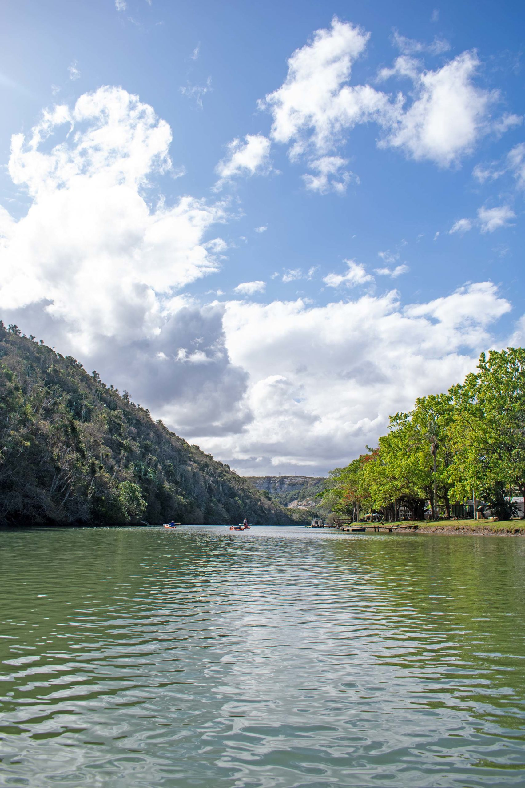 Areena Riverside Resort – Scenic