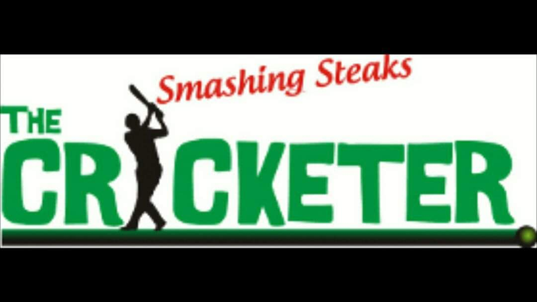 Local restaurant on our route - The Cricketer